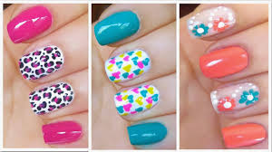 Summer Nail Designs 2014 Summer Nail Designs Summer Design Nails Nails Designs For