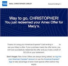 amex offer spend 60 get 10 back