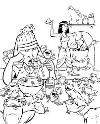 Les 3 God Treft Egypte Met Plagen Kern Van De Les Doelstellingen