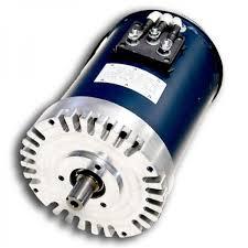 Curtis 1239e 8521 HPEVS AC 51 Brushless AC Motor Kit 144 Volt EV