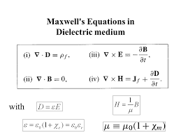 24 maxwell s equations energy d in magnetic fields ppt
