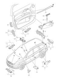 Online audi q7 spare parts catalogue usa market 2011 model year