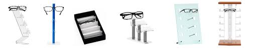 eyewear sunglass counter display cases racks optical frame display merchandising systems ennco display group