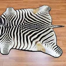african burc zebra skin rug for at safariworks taxidermy zebra skin rug zebra skin rugs