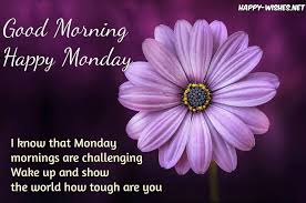 Good Morning Happy Monday Quotes Best of Good Morning Monday Quotes And Images Good Morning Wishes On Monday