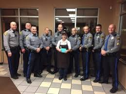 A Surprise For Annie Toms River Police Department