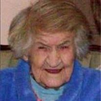 Minnie Evelyn Holbrook Obituary - Visitation & Funeral Information