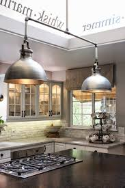 Industrial Kitchen Lights Lighting Kitchen Inspiring Stools Style Industrial Winsome