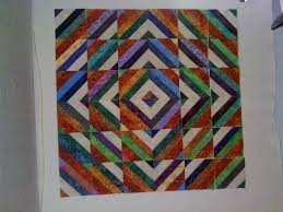 25 best Tube quilting images on Pinterest | Patchwork quilting ... & Strip tube quilt Adamdwight.com