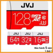 Thẻ nhớ 16/32/64/128 Gb JVJ Pro U3 Class 10 – chuyên dụng cho CAMERA tốc độ  cao - Bh 5 năm FREE SHIP - Thẻ nhớ và bộ nhớ mở rộng