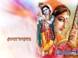 Free Neon Krishna Wallpaper For Mobile ...
