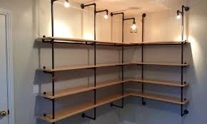 small house furniture. Pipe Shelves Small House Furniture E