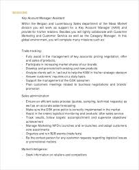 Assistant Marketing Manager Job Description Marketing Manager Cover ...
