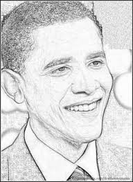 Small Picture Obama Family Coloring Pages Free Coloring Page of Young Barack Obama