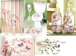 homely ideas bathroom sets with shower curtain and rugs accessories set fancy