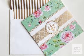 Gilded Design Pretty Gilded Designs Wedding Cards Hyderabad Indian