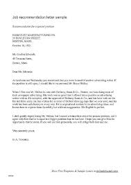 Sample Letter Of Recommendation For Daycare Provider Letter Of Recommendation For Daycare Provider Sample Reference