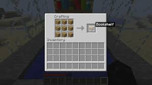 Easy crafting Bookshelf