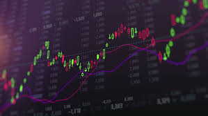 Candlestick Charts Free Stock In Candlestick Chart Business Stock Footage Video 100 Royalty Free 31970509 Shutterstock
