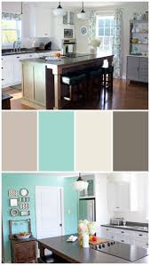 modern farmhouse kitchen design. Paint Selection From Voice Of Color For A Modern Farmhouse Kitchen Design