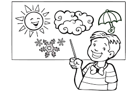 Small Picture Weather Coloring Pages GetColoringPagescom