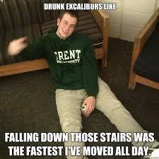 Drunken Excalibur memes | quickmeme via Relatably.com