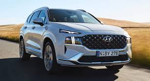#6 out of 21 in midsize suvs. 2021 Hyundai Santa Fe Launches In Australia With Two Engine Options Carscoops