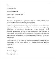 Simple Business Letter Format Basic Letter Template Nyani Co