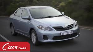 Toyota Corolla Quest (2014) Video Review - YouTube