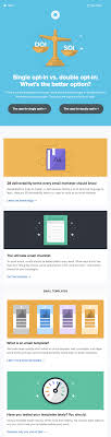 Email Newsletter Design Samples 17 Email Newsletter Examples We Love Getting In Our Inboxes
