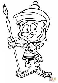 Printable Images Ofoman Soldiers Beautiful Soldier Coloring Page