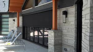 retractable screen patio. MagnaTrack Motorized Retractable Screens Screen Patio