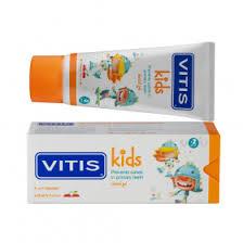 VITIS KIDS <b>паста</b>-<b>гель</b> для <b>детей</b> 50 мл
