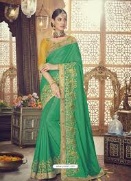 Jade Designer Sarees Indian Ethnic Wear Online Store