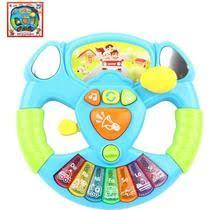 <b>Развивающая игрушка Tongde</b> Руль купить с доставкой по ...