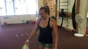 Hilary Hunt putting in some work over the weekend #iggytraining - YouTube