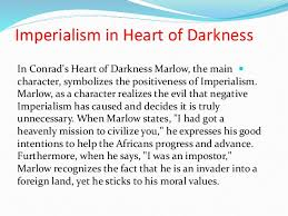 imperialism in heart of darkness heart of darkness imperialism quotes