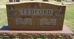 Nora Estella Woody Tedford (1881-1965) - Find A Grave Memorial