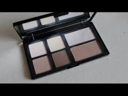 freedom make up pro strobe contour palette my thoughts swatches lorac dupe
