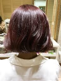 韓国タンバルモリカットとピンクベルベットのヘアカラーでオルチャン風に