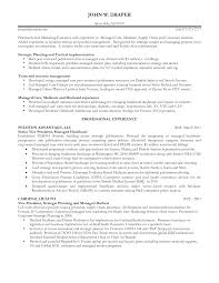 strategic planning resume