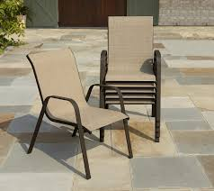 lounge chairs for patio. Stack Sling Patio Lounge Chair Tan Room Essentialstm Designs Chairs For A