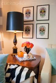 view in gallery diy skull wall art for