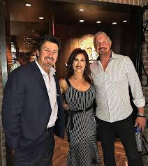 WWE's Diamond Dallas Page Dines at Andiamo Italian Steakhouse in ...