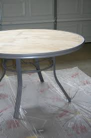 concrete table top for your patio table