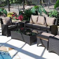 outdoor patio furniture and dining sets