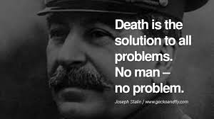 Famous Quotes From Joseph Stalin