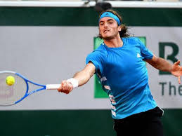 Body is facing the net with the feet doing the same (with toes pointing towards the. French Open 2019 Dimitrov Wawrinka Tsitsipas Krajinovic To Resume On Saturday Sportstar