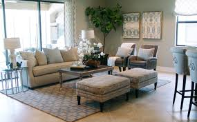 Spectacular Model Home Living Room In Interior Home Inspiration ...