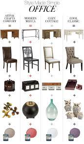 furniture design styles. STYLE MADE SIMPLE: HOME OFFICE A Home Office - Whether In The Spare Room, Corner Of Your Bedroom Or Nook Living Area Should Be Two Things: Furniture Design Styles G
